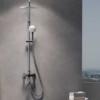 SOLUX 松霖 Bosa博萨 B401 下出水淋浴器 时尚款
