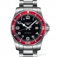 LONGINES 浪琴 HydroConquest 康卡斯潜水系列 L3.689.4.59.6 男士时装腕表