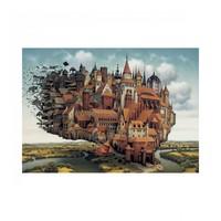 Schmidt·移动城堡 1000片拼图