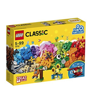 LEGO 乐高 Classic 经典系列 10712 齿轮创意拼砌盒
