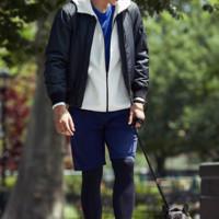 UNIQLO 优衣库 195803 男子运动训练紧身裤