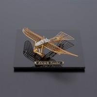 aerobase·飞机模型拼装玩具摆件黄铜制·奥地利制鸽式
