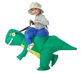 MEYER 美亚 儿童恐龙充气服装