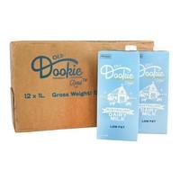 Old Dookie Road 澳杜克 低脂纯牛奶 1L*12盒