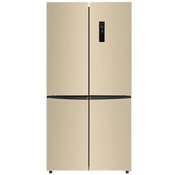 KONKA 康佳 BCD-450WEGX4SP 450升 变频 十字对开冰箱