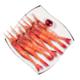 Royal Greenland 皇家格陵兰 生冻北极虾(刺身) 1Kg(90-150只) *3件 +凑单品 149元(合49.67元/件)