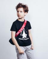 Hush Puppies 暇步士 男童短袖T恤
