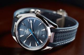 OMEGA 欧米茄 Seamaster 海马系列 Aqua Terra 220.12.41.21.03.002 男士机械腕表