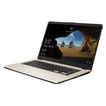 Asus 华硕 A505ZA 顽石超薄版 2019款 15.6英寸笔记本电脑(Ryzen3-2300U、4GB、128GB)