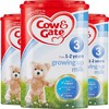 Cow & Gate 英国牛栏 婴幼儿奶粉 3段 900g *3件
