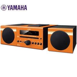 YAMAHA 雅马哈 MCR-B043 蓝牙音响  橙色