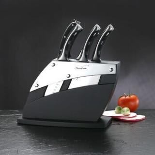 京东PLUS会员 : Momscook 不锈钢刀具套装 六件套LY-K6