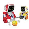 银辉玩具儿童智能机器人可录音电动玩具高科技玩具小机器人--踢球机器人2只装 SLVC885490CD00101 219元