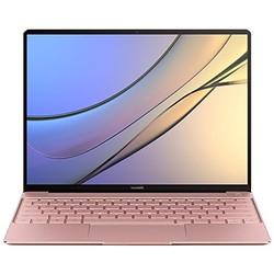 Huawei 华为 MateBook X 13英寸全金属超轻薄笔记本电脑(i5-7200U 8G 256G Win10 内含拓展坞) 玫瑰