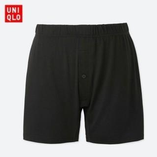 限尺码 : UNIQLO 优衣库 402938 男士平脚内裤