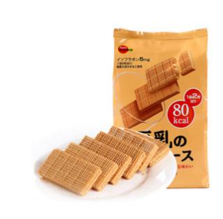 波路梦 豆乳威化饼干 107g