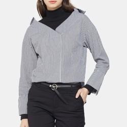 Etam 艾格 17011430495 女士假两件衬衫