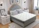喜临门床垫24cm 四重防螨乳胶黄麻软硬两用弹簧床垫 简约现代卧室家居 光年PLUS 1999元