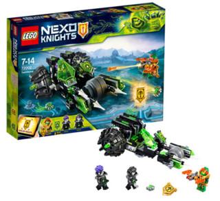 LEGO 乐高 未来骑士团系列 72002 陆空两用合体攻击车