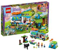 考拉海购黑卡会员:LEGO 乐高 好朋友系列 41339 米娅的野营车