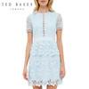 TED BAKER 女士甜美镂空蕾丝短袖连衣裙 1656元