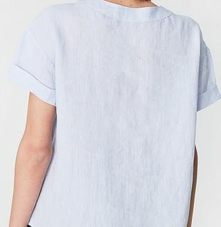 C&A 200204510 女士亚麻衬衫
