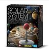 4M 夜光太阳系行星仪模型玩具
