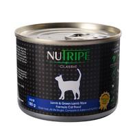 Nutripe 纽萃宝 宠物 猫罐头 羊肉&鲜草羊肚配方 185g *21件