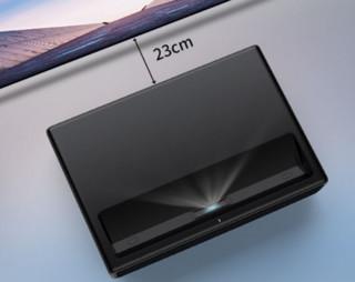 暴风 激光电视 M1 全高清超短焦智能投影机
