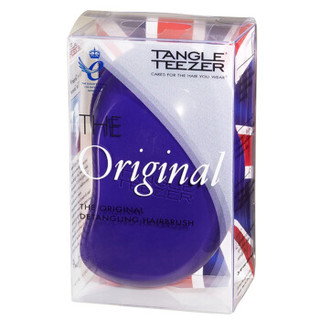 Tangle Teezer tt美发梳 经典家用款 紫色