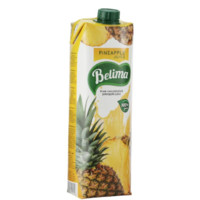 Belima 贝利玛 果汁 菠萝汁 1L*5盒