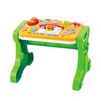 ANPANMAN 面包超人 4合1多功能玩具桌