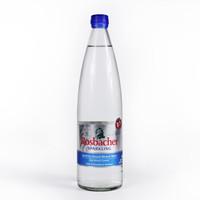 Rosbacher 洛斯巴赫 充气天然气泡矿泉水 750ml*12瓶