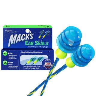 MACK'S 游泳耳塞 1副装 *3件
