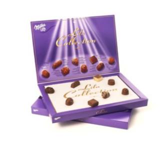 Milka 妙卡 丝滑榛子巧克力礼盒 254g
