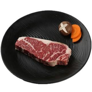 Tender Plus 天谱乐食 澳洲M3西冷牛排 200g*2+西冷厚切牛排 300g