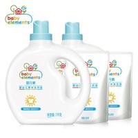 立白 婴元素 儿童洗衣液 6斤装