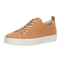 限36码 : ECCO Perforated Soft 8 女士休闲鞋