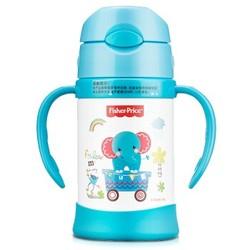 Fisher-Price 费雪 婴儿童吸管杯 300ML *3件 +凑单品