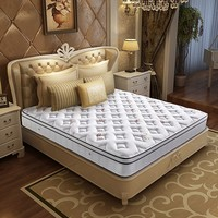 618预售、历史低价:SLEEMON 喜临门 云朗87版 弹簧床垫 180*200cm