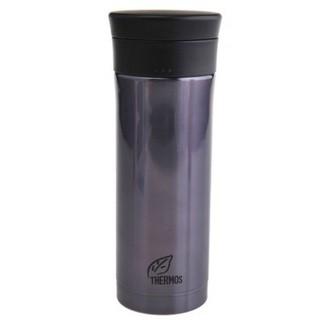 THERMOS膳魔师保温杯480ml高真空不锈钢户外运动旅行带茶漏水杯CMK-501 BKP