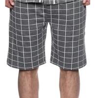 凑单品 : Young & Reckless 男士格纹短裤