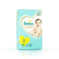 Pampers 帮宝适 一级 婴儿纸尿裤 S60 *7件