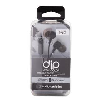 audio-technica 铁三角 ATH-220IS 入耳式耳机