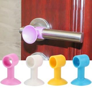 顶谷 硅胶免打孔门吸 10个装 5色可选