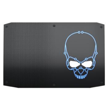 intel 英特尔 NUC 冥王峡谷 NUC8I7HVK 迷你电脑主机 i7-8809G RX Vega M GH 黑色 不含内存和硬盘