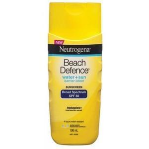 凑单品 : Neutrogena 露得清 沙滩防晒霜 SPF50 198ml