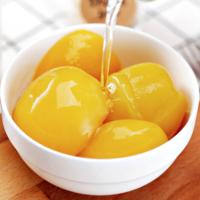 朱先森 糖水黄桃罐头 425g