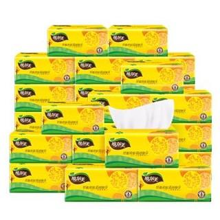 维尔美 抽纸 3层100抽24包