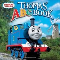 《Thomas' ABC Book (Thomas & Friends) 托马斯和朋友们:托马斯的ABC图书》